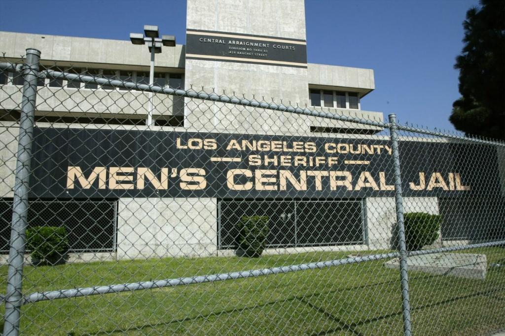 LA County Men's Central Jail