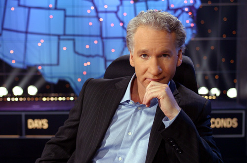 "HBO has renewed ""Real Time with Bill Maher for 2 more seasons - Sam Jones/HBO"
