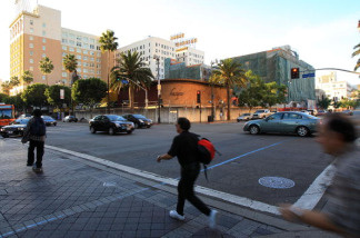 The most dangerous intersections in Los Angeles