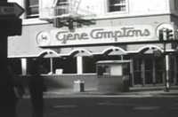 A view of Gene Compton's cafeteria.
