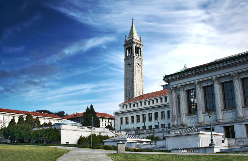 UC Berkeley admitted only 17.2% of applicants to its 2017 freshman class.