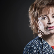 "Writer Isabel Allende is known to millions of her fans around the world for her books, ""The House of the Spirits,"" and ""City of the Beasts."" Her newest book is called ""The Japanese Lover."""