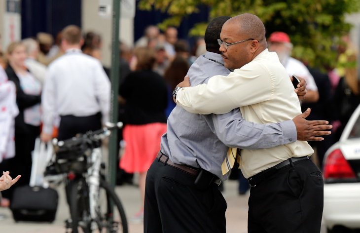Shooting At Washington DC Navy Yard Reportedly Leave Twelve Dead