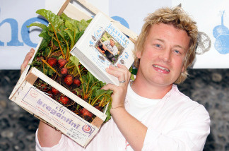 Jamie Oliver is starting a
