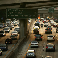 Los Angeles Vies For Grant To Add Toll Lanes To Freeway System
