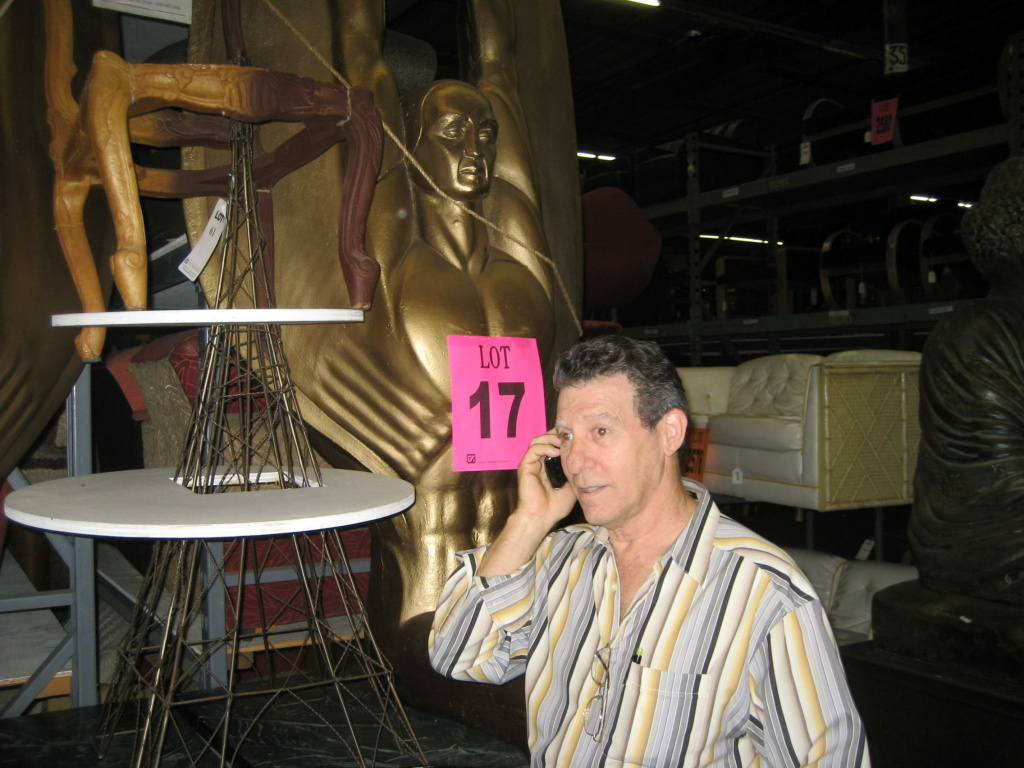 Harvey Schwartz founded 20th Century Props 4 decades ago