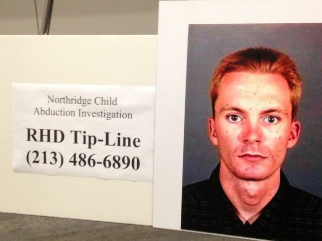 FBI and police are looking for 30-year-old Tobias Dustin Summers in the kidnapping of a 10-year-old girl from her home in Northridge.