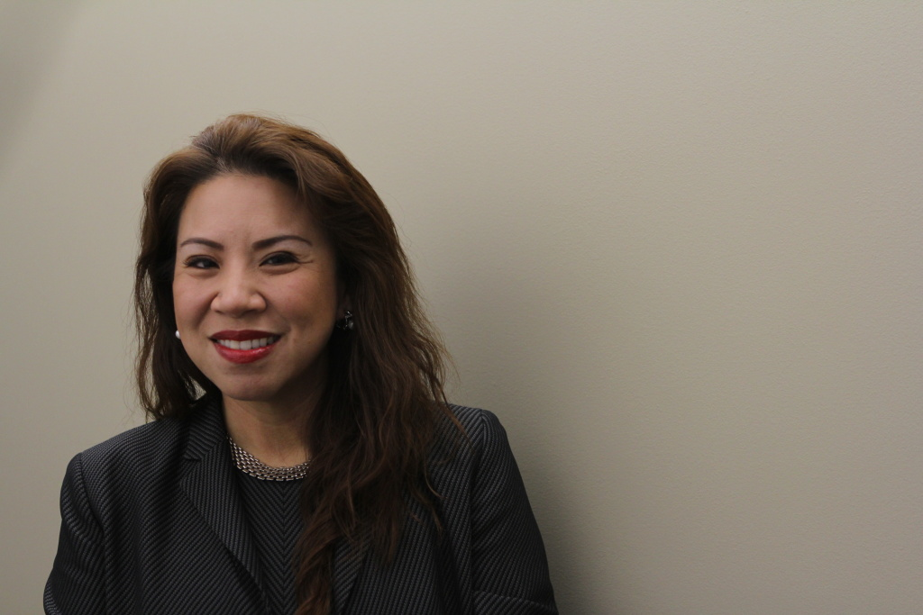 Susan Jung Townsend is a candidate for the L.A. Superior Court.