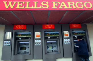 Wells Fargo settles with Justice Department over minority home loan bias.