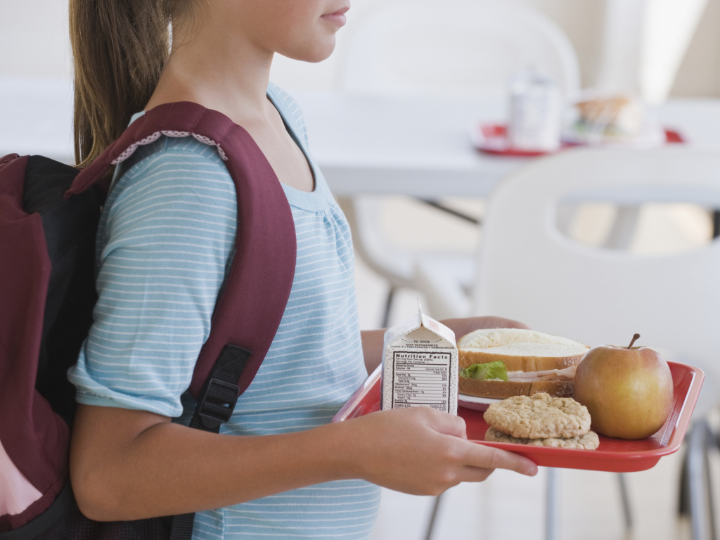 School lunch rules may be getting more flexible.