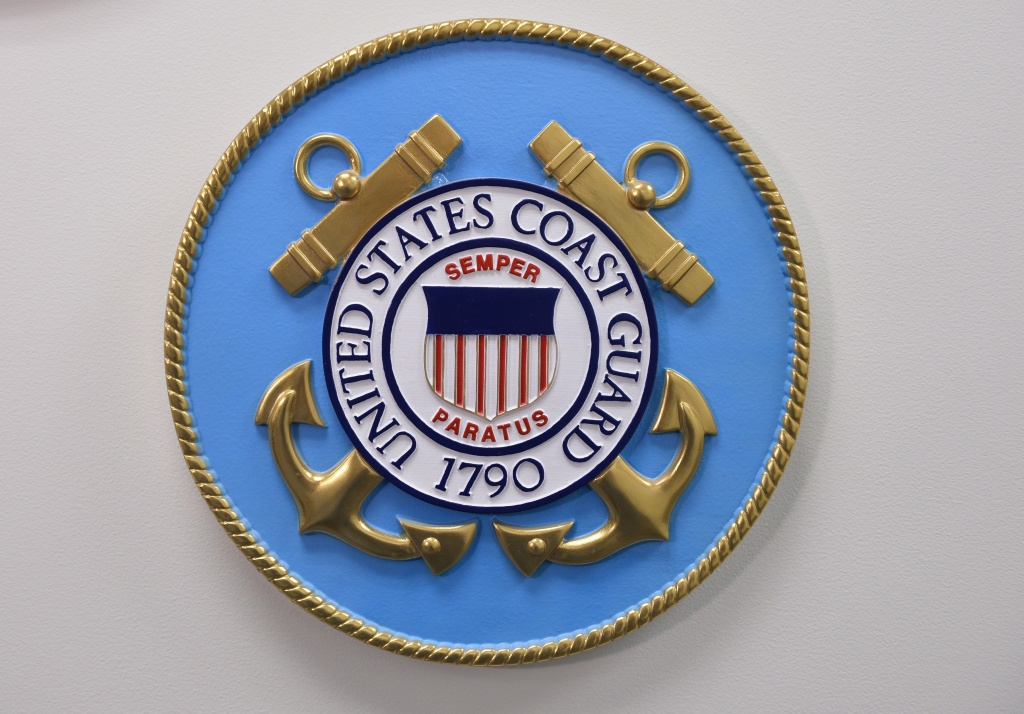 A U.S. Coast Guard sector says it will contact ships that have recently been to Ebola-affected countries.