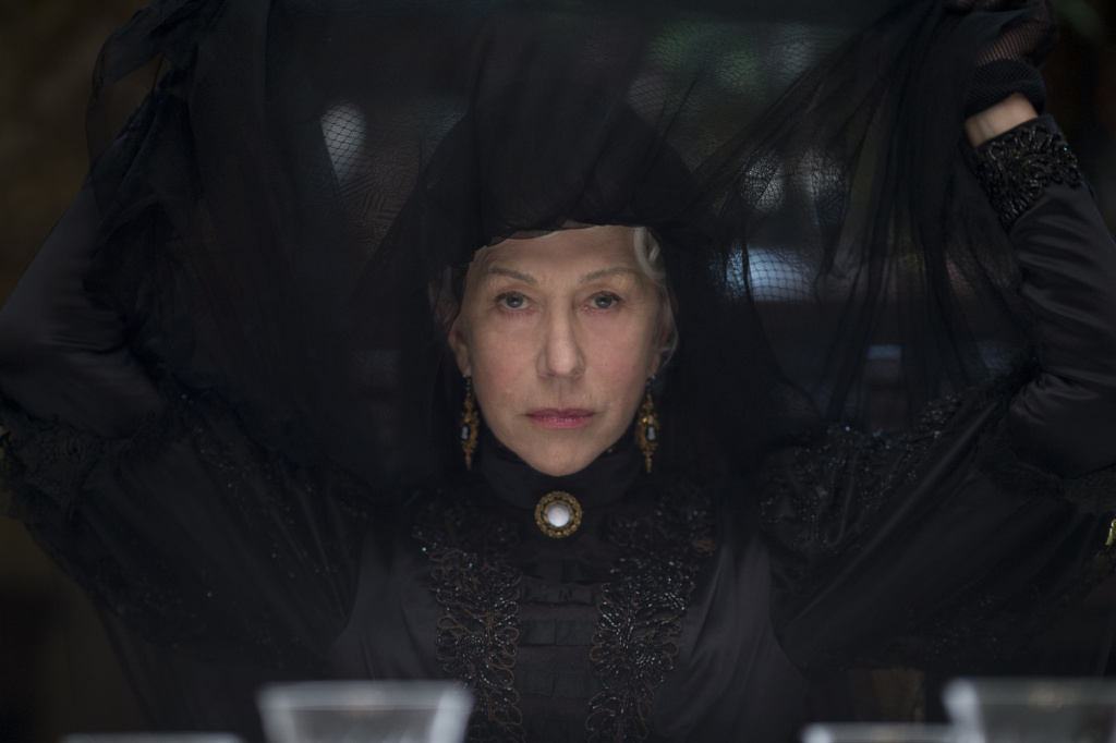 Helen Mirren in CBS Films' and Lionsgate's