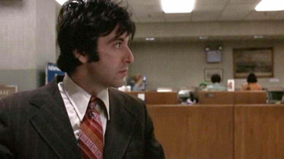 Al Pacino stared in