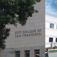 Image of City College of San Francisco.