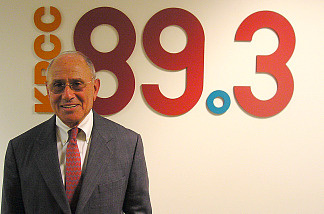 LAUSD Superintendent Ray Cortines joins Patt in our Pasadena studios for Big Man on Campus