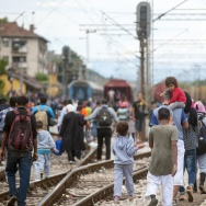 MACEDONIA-GREECE-EUROPE-MIGRANTS