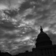 Voters see clouds over Congress