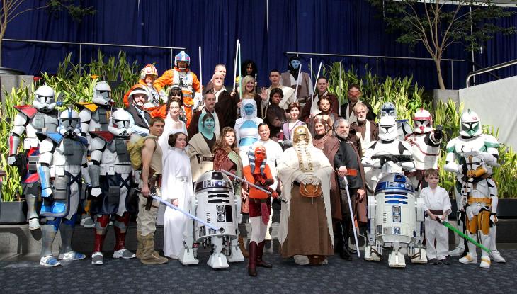 2011 WonderCon - Day 2