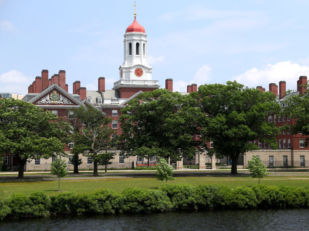 A panel of judges Thursday found that Harvard, pictured here in July, doesn't discriminate against Asian American students in the admissions process.