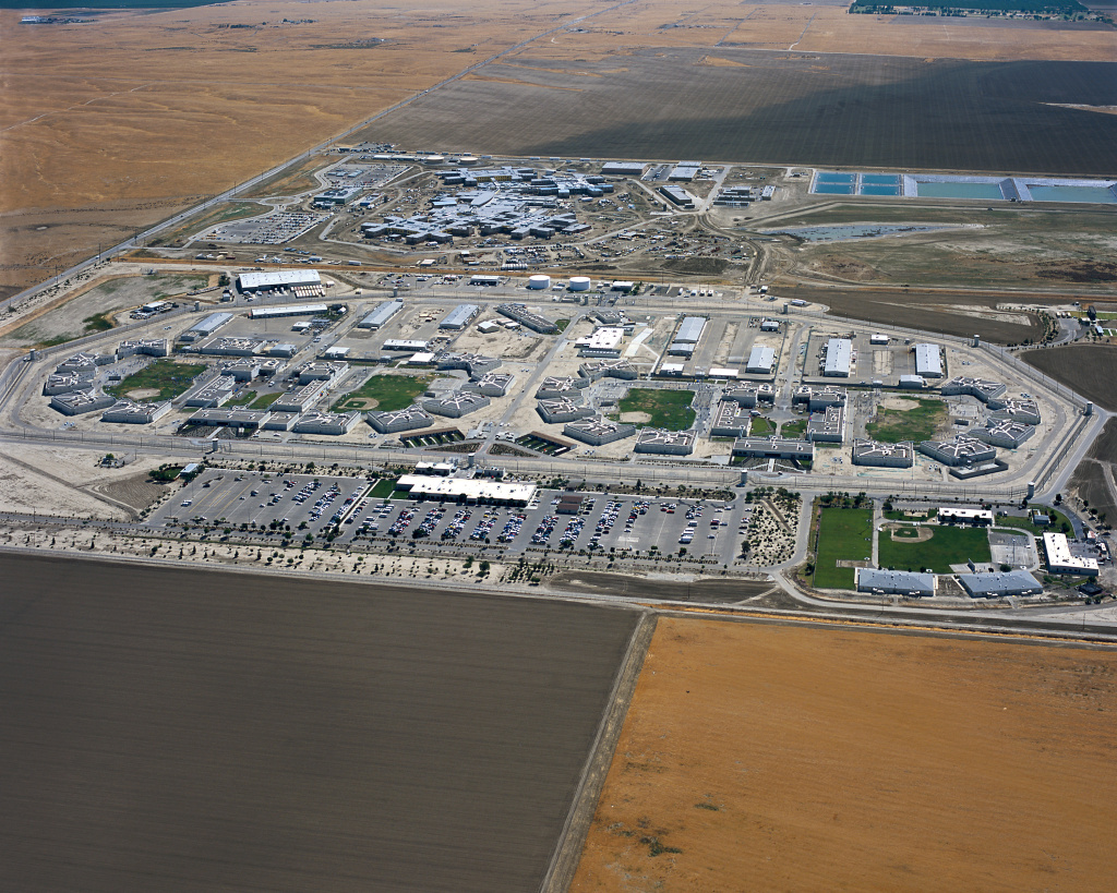 Pleasant Valley State Prison is one of the rural facilities where inmates are particularly susceptible to Valley Fever. California's Central Valley has the highest rates of the disease in the state.