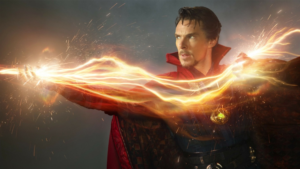 Marvel's Doctor Strange brought the studio its 14th straight box office topper, earning some $85 million in its domestic opening weekend.