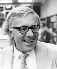 Ray Bradbury in 1972.