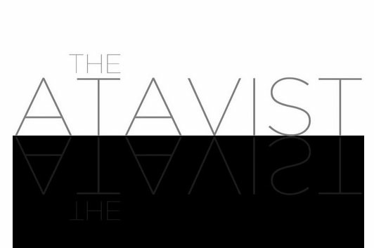 Logo for The Atavist.