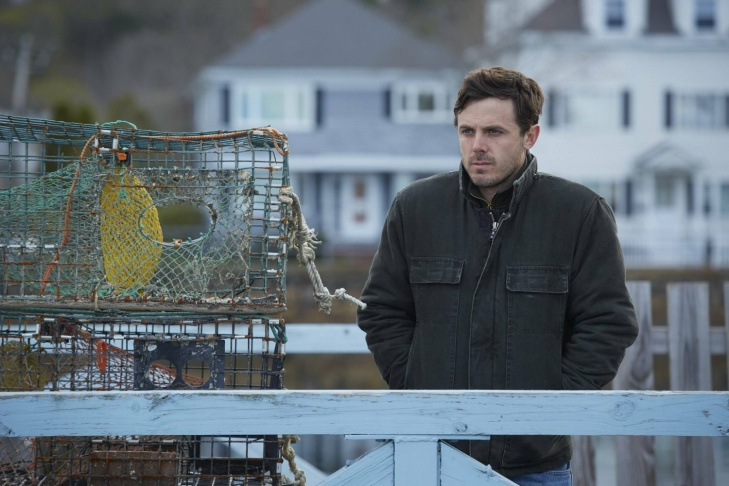 Casey Affleck stars in the drama,