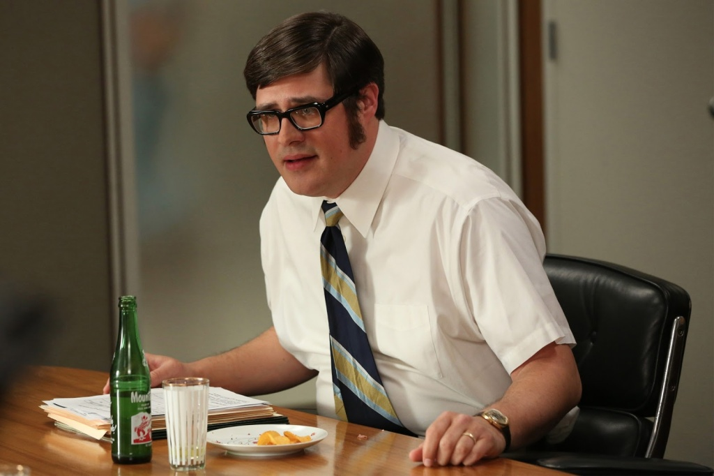 Rich Sommer as Harry Crane in