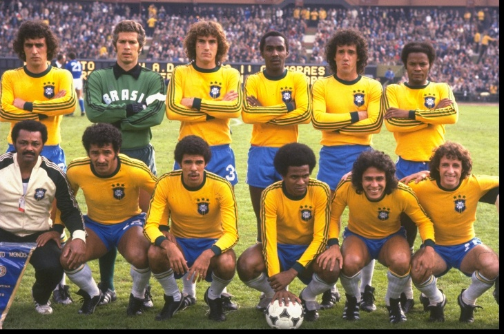 The Brazilian team