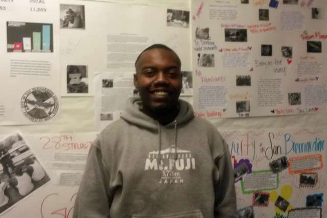 Devon Sanford dropped out of school the summer before ninth grade to take care of his sick mother, making him one of the thousands of California middle school dropouts who go largely unnoticed.