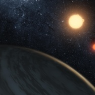 NASA's Kepler Mission Discovers A World Orbiting Two Stars