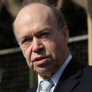 NASA scientist and climatologist James Hansen in 2009.