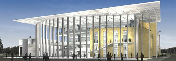 Valley Performing Arts Center facility design image