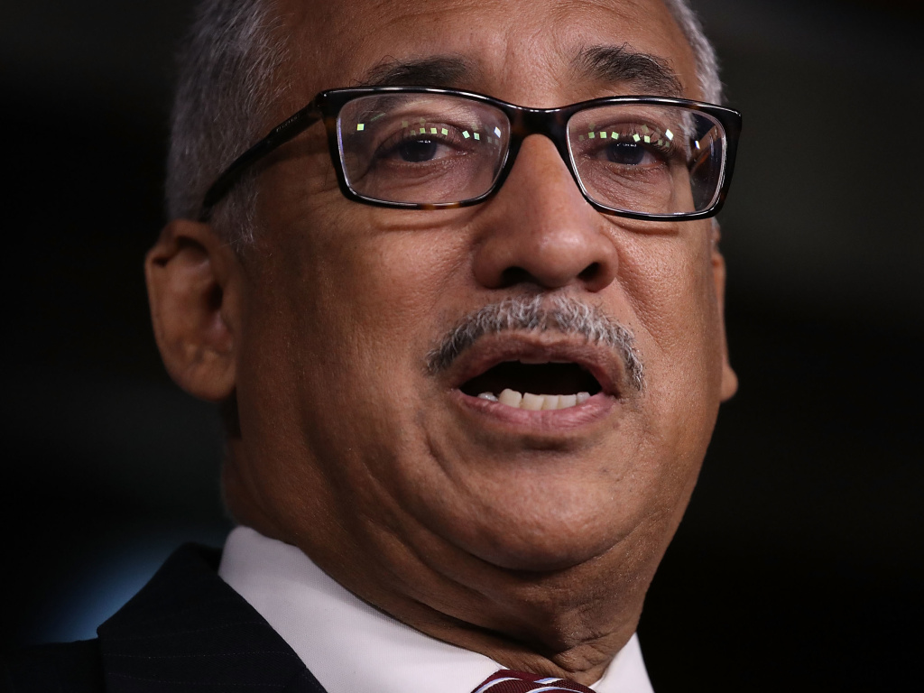 House labor committee Chairman Bobby Scott, D-Va., has shepherded through his committee a bill that would gradually raise the federal minimum wage to $15 from $7.25 by 2024.