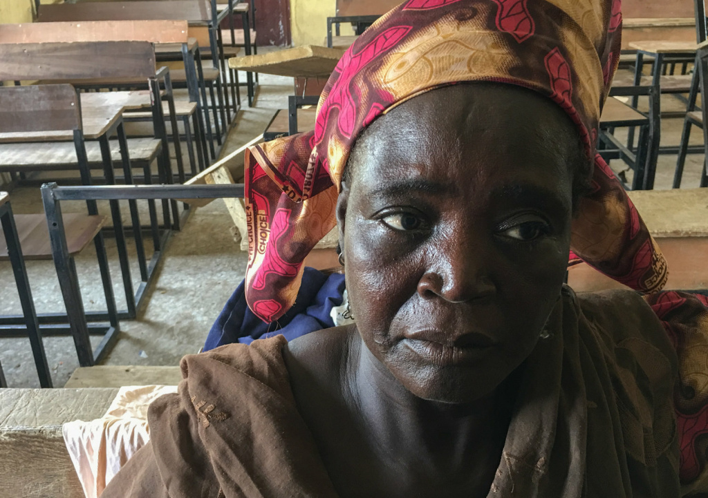 Zainabu Hamayaji went to extreme lengths to protect her family from being abducted by Boko Haram.