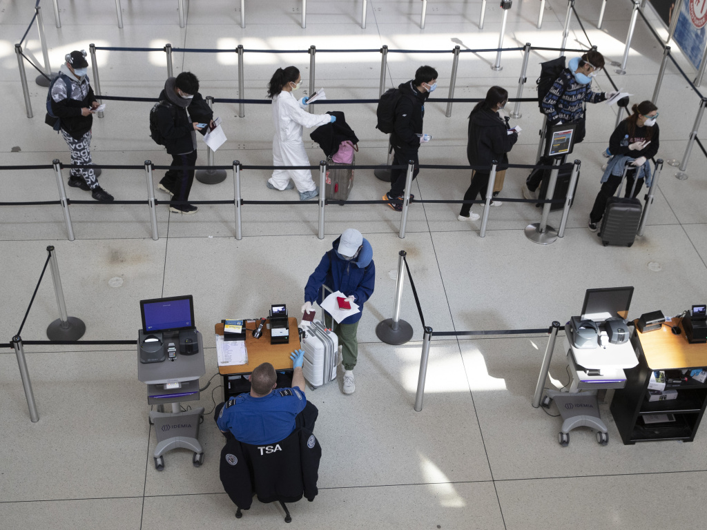 Starting in October 2021, passengers on domestic flights will probably need a REAL ID-complaint identification document to board a domestic flight.