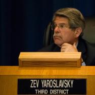 Supervisor Zev Yaroslavsky