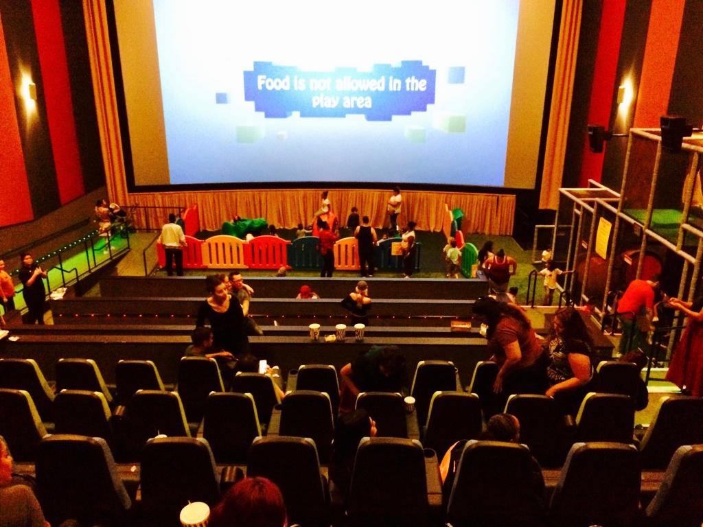 Movie theater everett