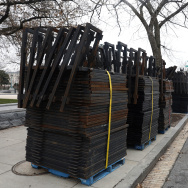 Washington DC Prepares For Presidential Inauguration