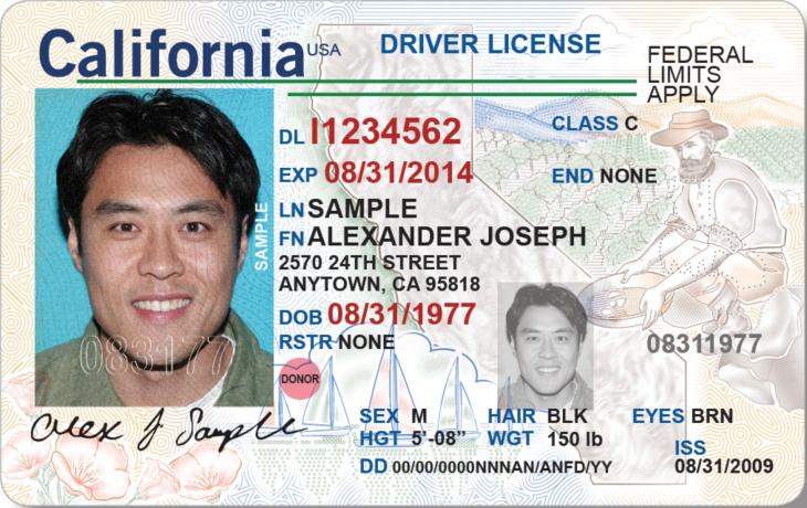 Slideshow What You Need To Know About California Real Id