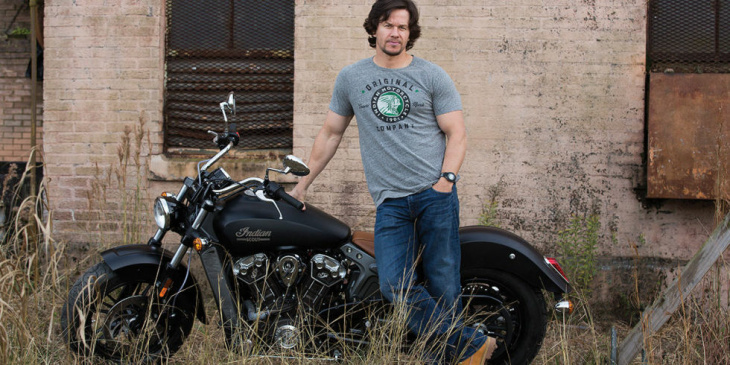 Actor Mark Wahlberg is a 'brand ambassador