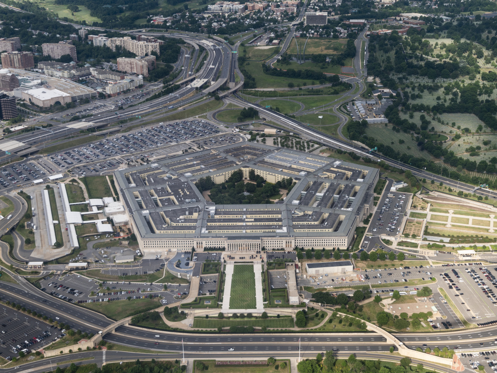 Top Pentagon officials have issued a message to the troops that they must defend the Constitution and that last week's violence was a direct assault on it.