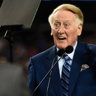 Vin Scully Tribute Ceremony