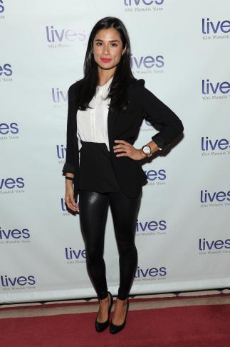 Writer- producer Ligiah Villalobos said it was her job to call out Hollywood heavies