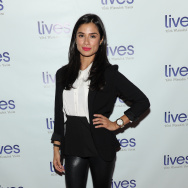 """Diane Guerrero, Actress and Executive Producer of """"In The Country We Love"""" currently in development with CBS."""