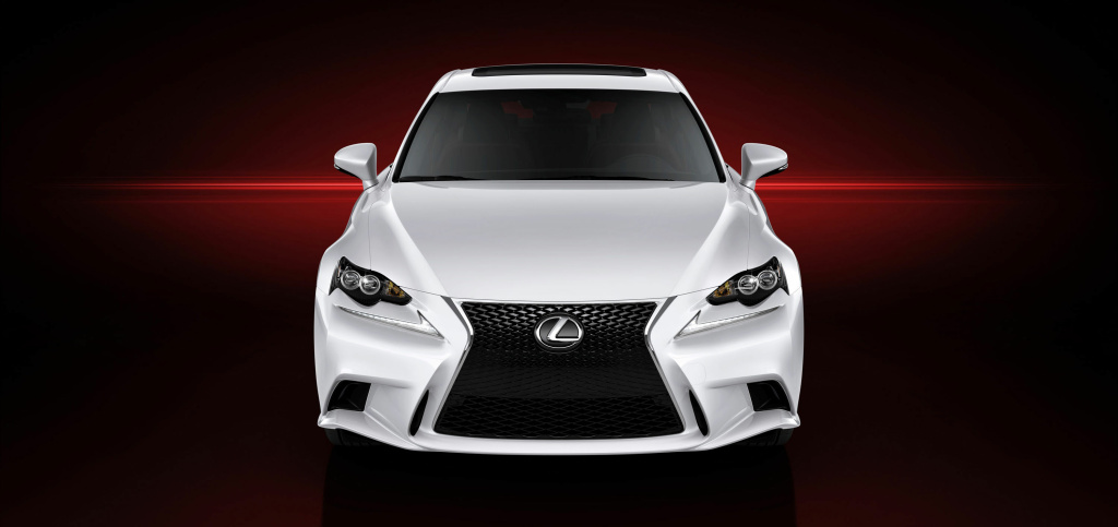 This photo from Lexus shows the 2014 Lexus IS 350. The latest vehicle dependability study from J.D. Power and Associates rated Lexus highest but found that on average the number of problems per vehicle has increased — the first time that has happened in 16 years.