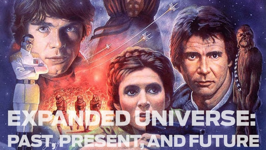 In this special look at the Star Wars Expanded Universe, many of Lucasfilm's brightest talents and authors discuss the legacy and exciting future of the company's comics, books, and videogames.