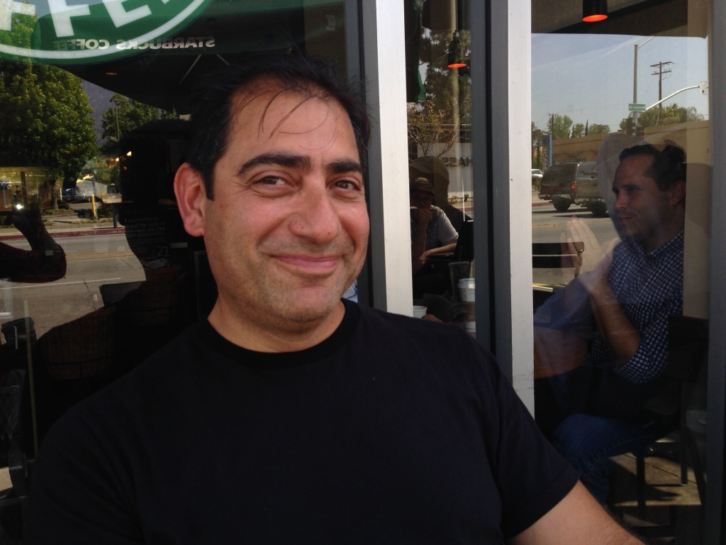 Melik Ekizian says  some of his elders in California's Armenian community would welcome being able to register to vote online in the Armenian language.