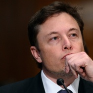Elon Musk, Chief Executive Officer and Chief Designer of SpaceX.
